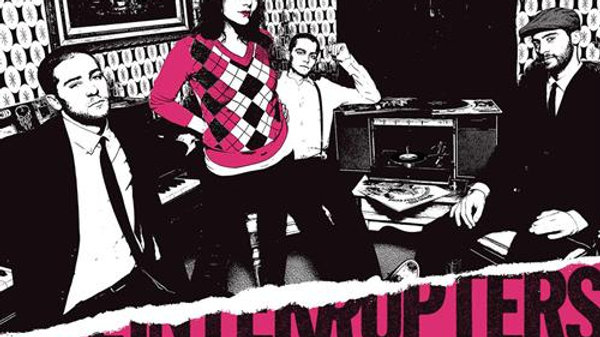 The Interrupters - The Interrupters Cd
