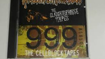 Slaughter& The Dogs/999 - Slaughterhose/Cellblock Tapes Cd