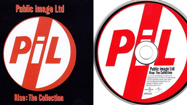 Public Image Ltd - Rise The Collection Cd