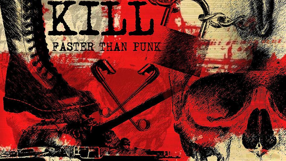 Pussycat Kill - Faster Than Punk Cd