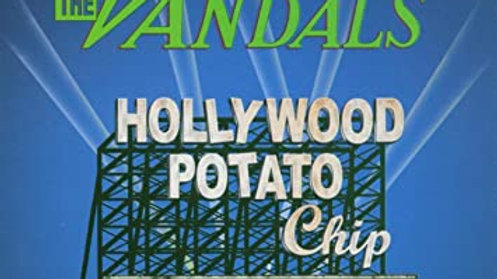 The Vandals - Hollywood Potato Chip Cd