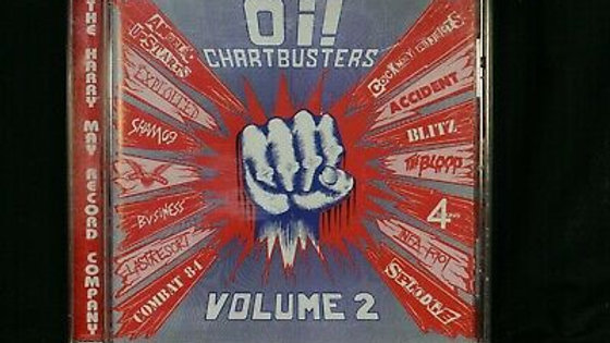 Oi Chartbusters Volume 2 Cd