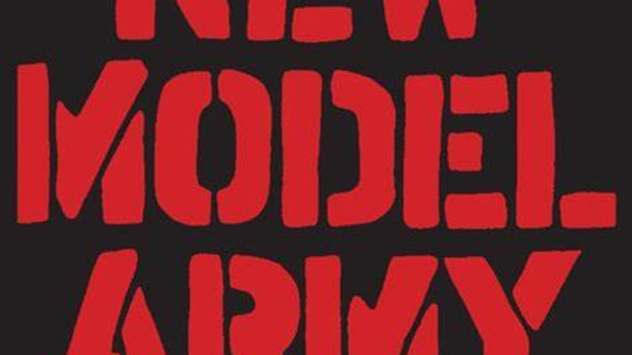 New Model Army - WeLove The World Cd/dvd