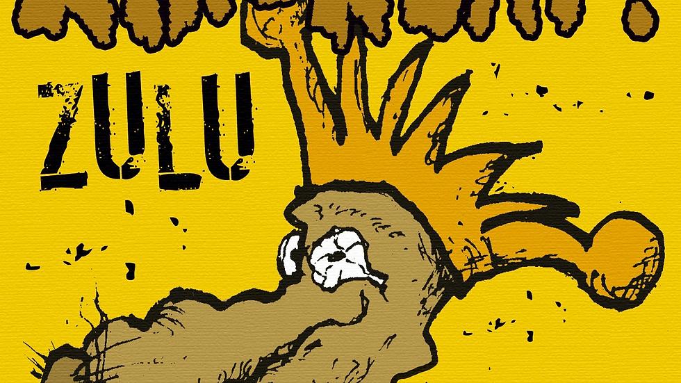 King Kurt - Zulu Beat Cd/Dvd