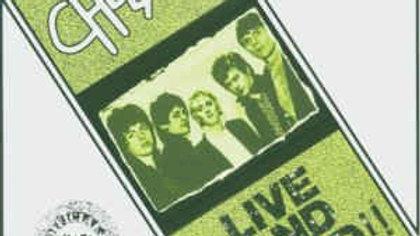Chelsea - Live & Loud Cd