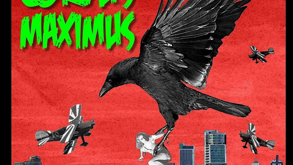 STP014 - The Kingcrows - Corvus Maximus Cd.