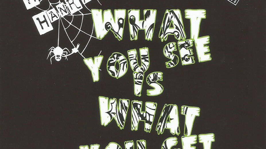 STP054 - Hung Like Hanratty - What You See Is What You Get Cd.