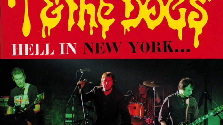 Slaughter & The Dogs - Hell in New York - Live In Nuneaton Cd/Dvd