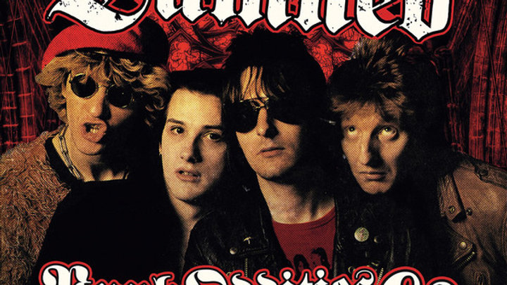 The Damned - Punk Oddities & Rare Tracks