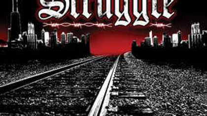 The Struggle - Endless CD