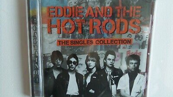 Eddie & The Hot Rods - The Singles Collection Cd