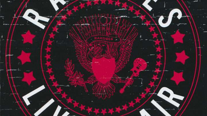The Ramones - Live On Air Cd