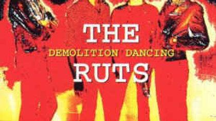 The Ruts - Demolition Dancing Cd.