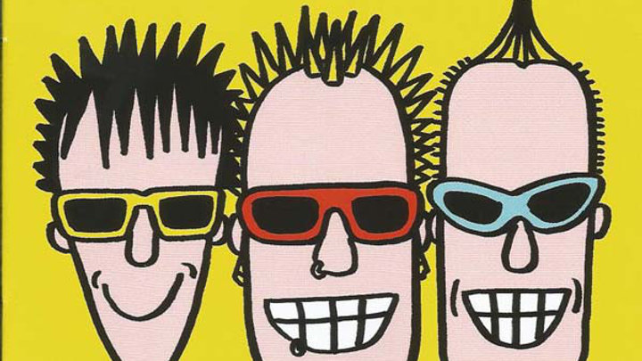 The Toy Dolls - The Album After The last One Cd.