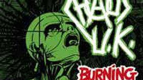 Chaos Uk - Burning Britain Cd