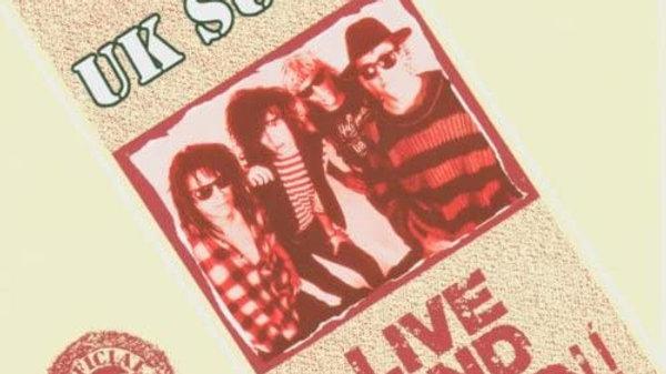 Uk Subs - Live & Loud Cd