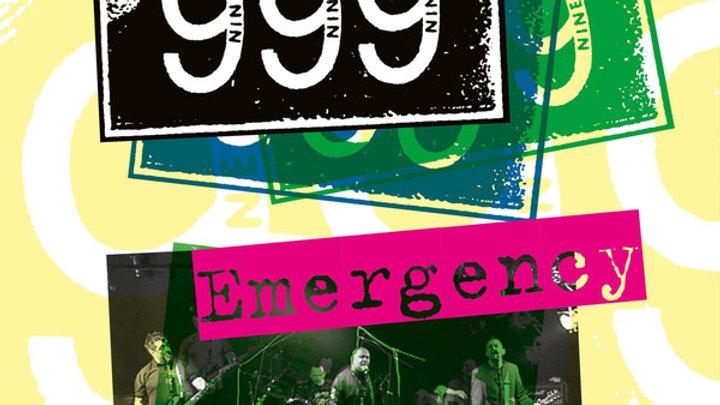 999 - Emergency in Darlington Cd/Dvd