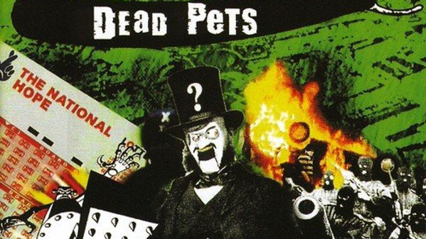 The Dead Pets - Too Little Too late Cd
