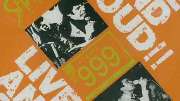 Sham 69/999 -Live & Loud Cd