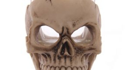 Resin Skull Shotglass   (c)