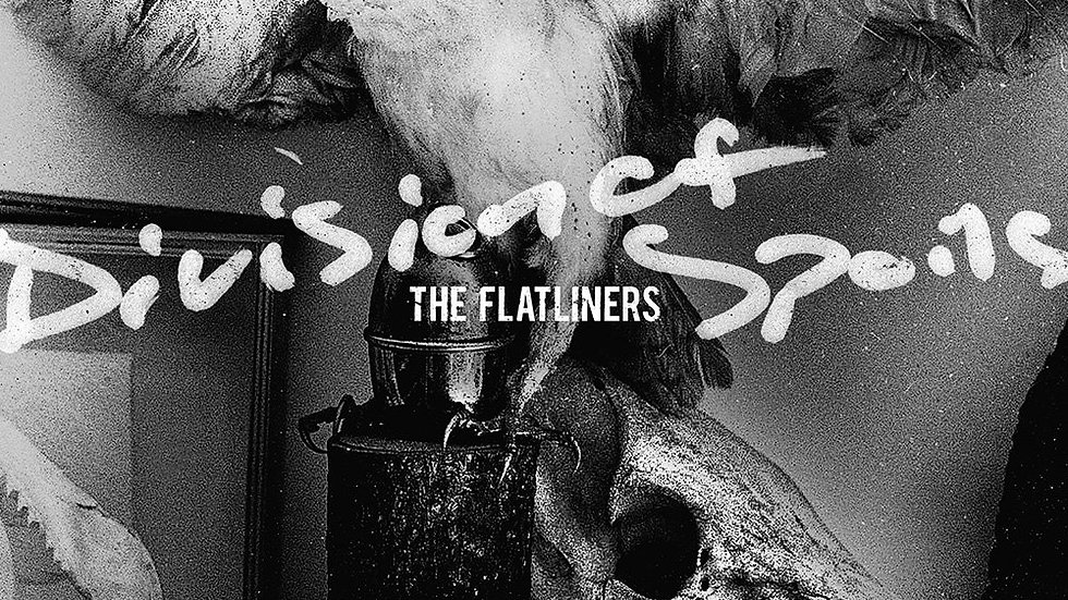 The Flatliners - Division Of Spoils Cd