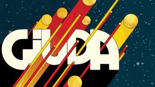"""Giuda - E.V.A 12"""" Record"""