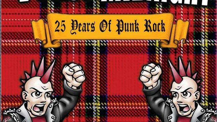 STP032 - 4 Past Midnight - 25 Years Of Punk Rock.