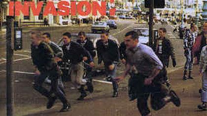 Oi It's A World Invasion Vol 2 Cd