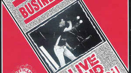 The Business - Live & Loud Cd