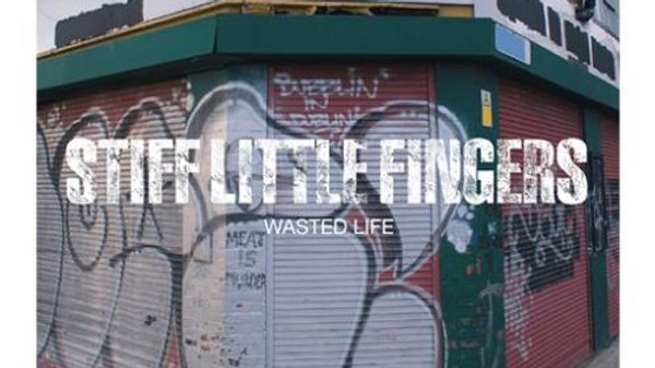 Stiff Little Fingers - Wasted Life 2cd