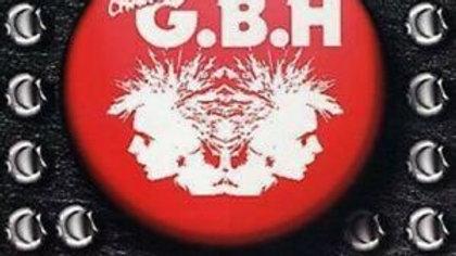 Gbh - The Punk Singles Cd