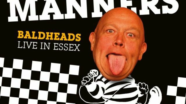 Bad Manners - Baldheads Live In Essex Cd/dvd