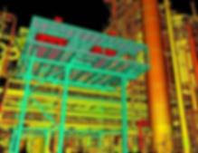 Imagine exemplificativă pentru rezultate ce se pot obține în urma expertizelor realizate cu ajutorul scanării laser 3D de către specialiștii Bomaco