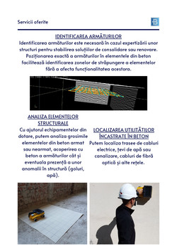Brosura servicii de scanare structuri - PG3