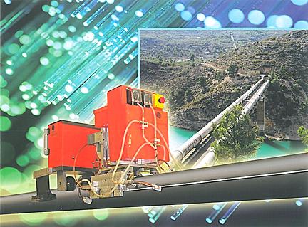 Echipament utilizat în cadrul proiectelor de monitorizare cu fibră optică (2)