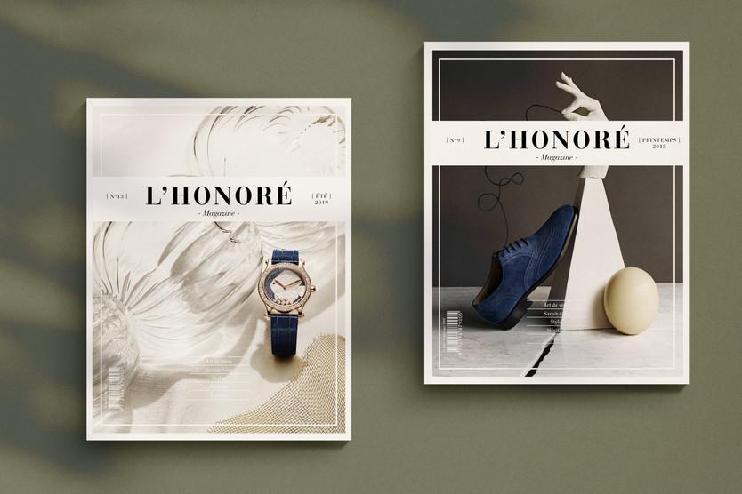 L'Honoré Magazine