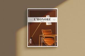 L'Honoré Magazine - N°9 #13 #14