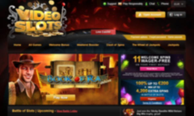 Videoslos UK Casino Review