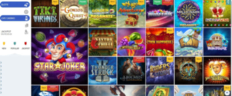 Ahti Games Review 2019  - Slots and Live