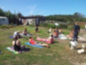 Kundalini Yoga & Meditation / Maren Guessmann / Youth Yoga Project