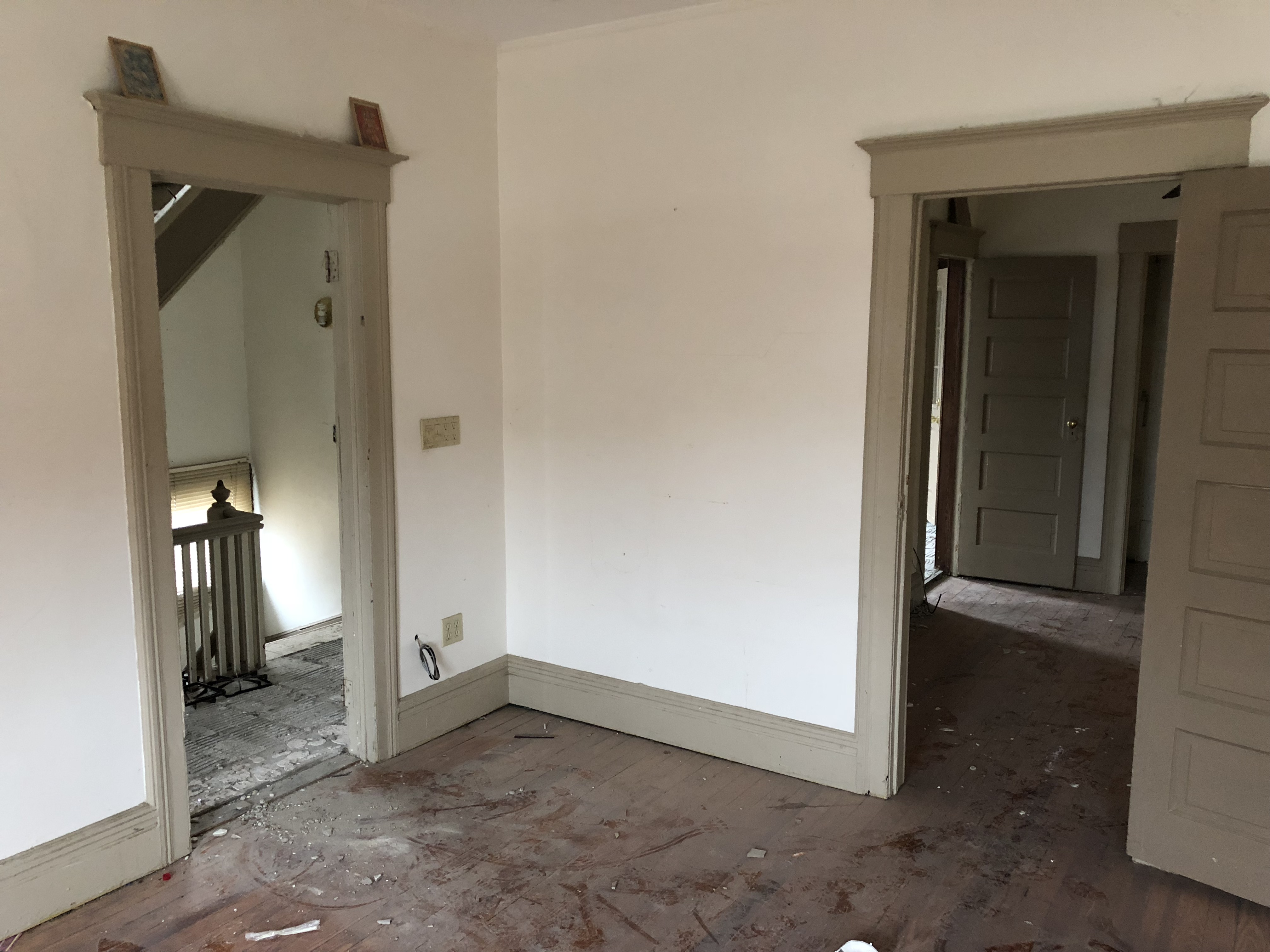 Bedroom #1 (2nd FL) - Before