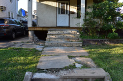 Front Steps - Before