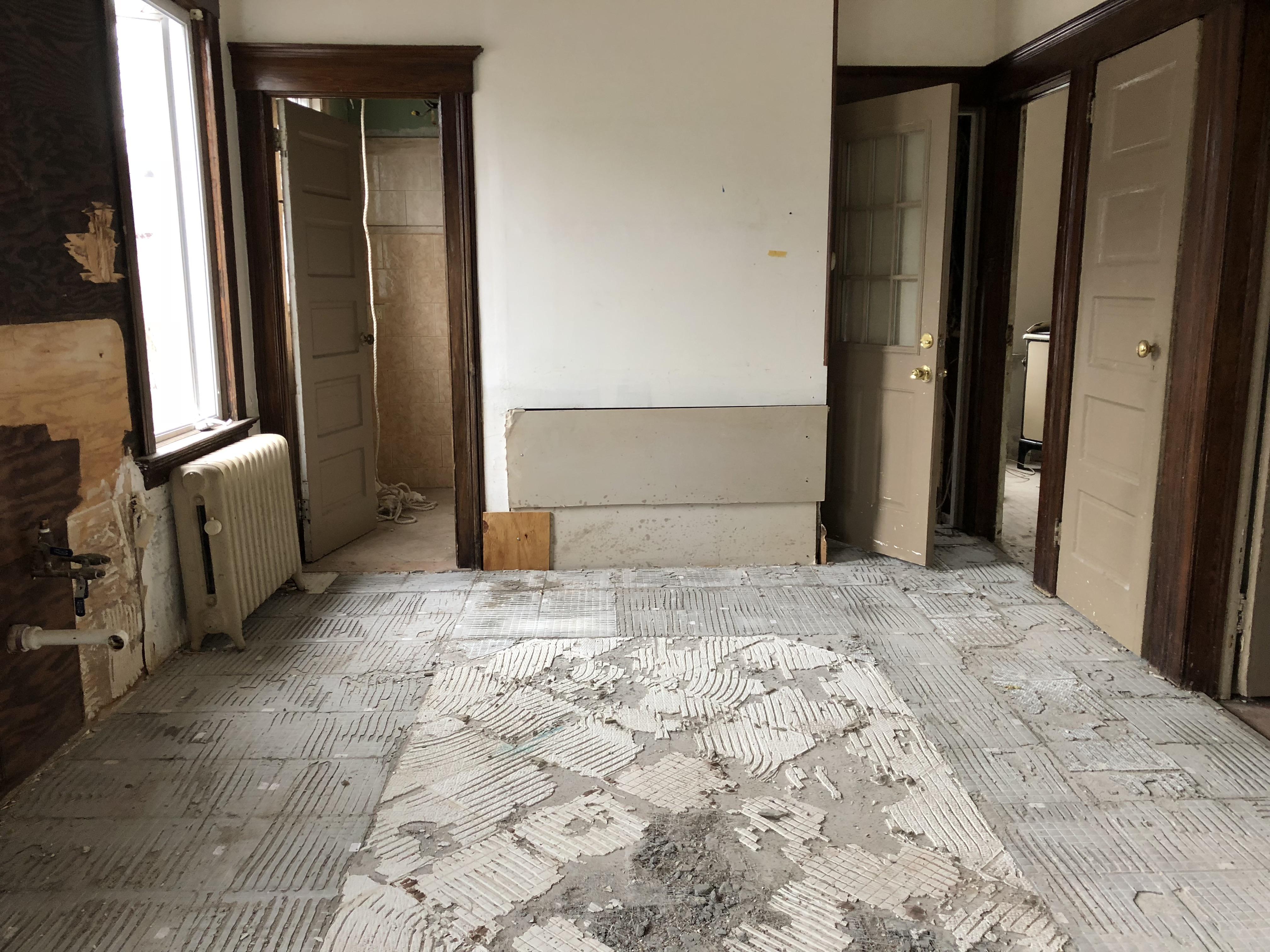 Kitchen (2nd FL) - Before