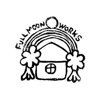 FullMooWorks|フルムーンワークス |ロゴ