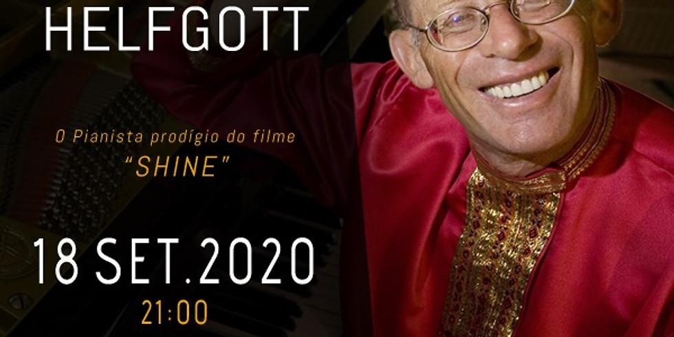 DAVID HELFGOTT   LISBOA - PORTUGAL