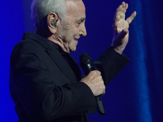 """""""Nunca vou esquecer Portugal"""", diz Aznavour"""