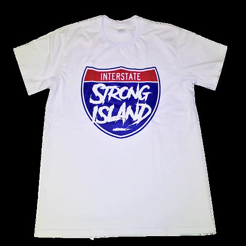 STRONG ISLAND TEE