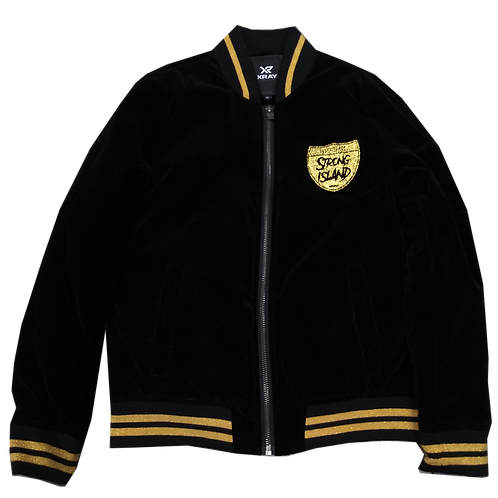 STRONG ISLAND JACKET SUEDE