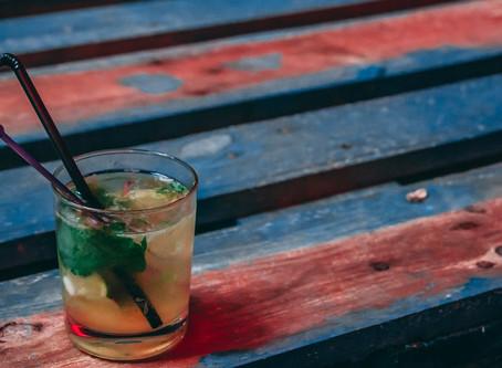 Summer Sake Cocktails #1