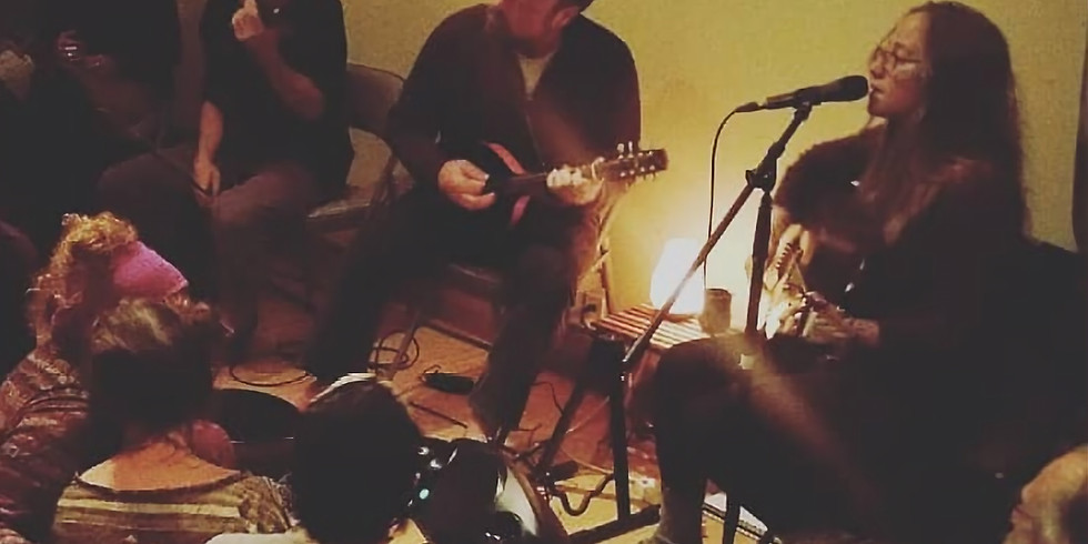 House Concert with Jonathan Brinkley